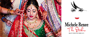 Indian Wedding Makeup and Hair