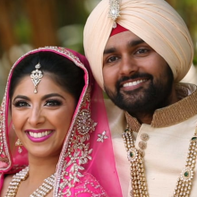 Aakriti + Kartik // Cinematic Sikh Wedding Day Highlight
