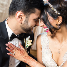 Sadie + Aneel // Texas Real Wedding