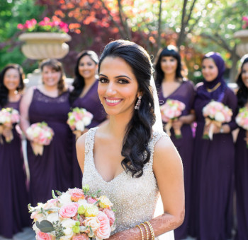 The Wedding of Ameet and Micael