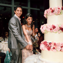 Natasha + Neil // New York Indian Wedding