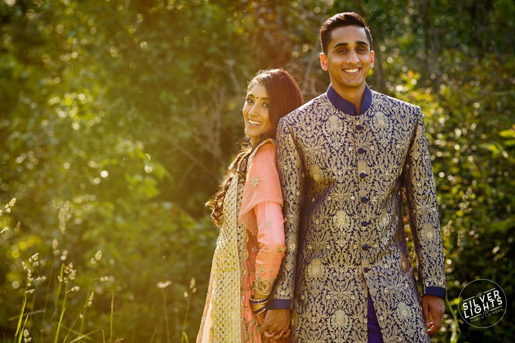South Asian Michigan engagemnet photos 7