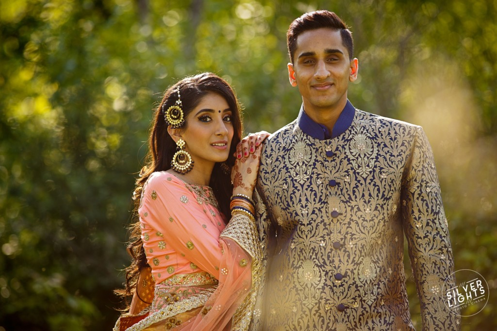 South Asian Michigan engagemnet photos 9