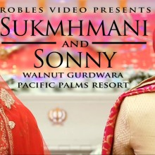 Sukhmani + Sonny //Sikh Cinematic Wedding Day Highlights