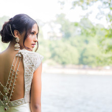 Styled Shoot by Sachi Anand featuring Naveda Couture