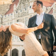 Ola + Marwan // Toronto Engagement Session