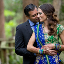 Kristian + Anand // Mexico Destination Wedding