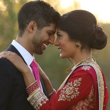 Preeti + Aman // Sikh Cinematic Engagement Ceremony Highlights