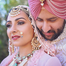 Simi + Mandeep // Phoenix Sikh Indian Wedding