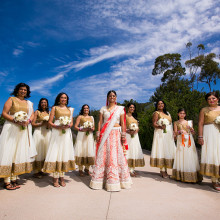 Sonal + Rishi // Pelican Hill Indian Wedding