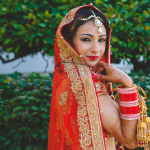 Sheena + Jerome // Real Indian Wedding
