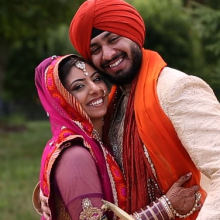 Amneet + Iqwak // Cinematic Sikh Wedding Day Highlights