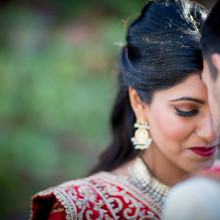 Meera + Navid // Real Indian Wedding