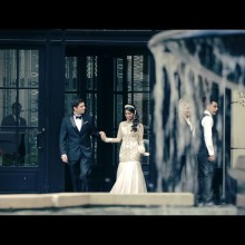 Brian + Iram // Wedding Film by Aria Films