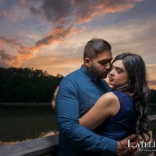 Mehak + Money // Ontario Engagement Session