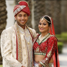 Sonal + Hiren // Gujarati Hindu Same Day Highlights