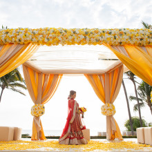 Brianne + Gaurav // Mexico Destination Wedding