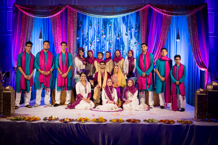 008 Asad and Sehar Mehndi077 - August 21, 2015