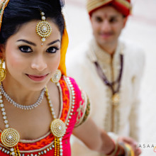 Monica + Ravi // Florida Indian Wedding