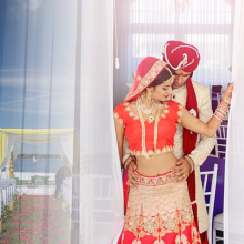Pooja & Dhru Destination Indian Wedding // Newport, Rhode Island