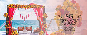 Indian Wedding Decor FL