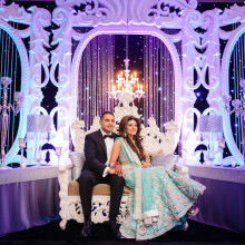 Sonia + Mohit // Toronto Indian Wedding