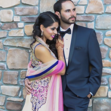 Shivani + Chris Smith // Cinematic Wedding Highlights