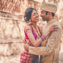 Manasa + Krishan // Austin, Texas Indian Wedding