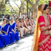 Surabhi + Raj // Fairmont San Jose Highlights