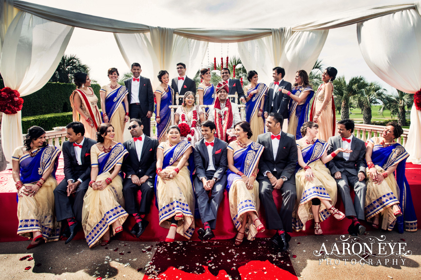 ceremony-indian-wedding-torrey-pines-group-pictures-1