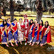 Jagu + Ravi // Torrey Pines San Diego Indian Wedding