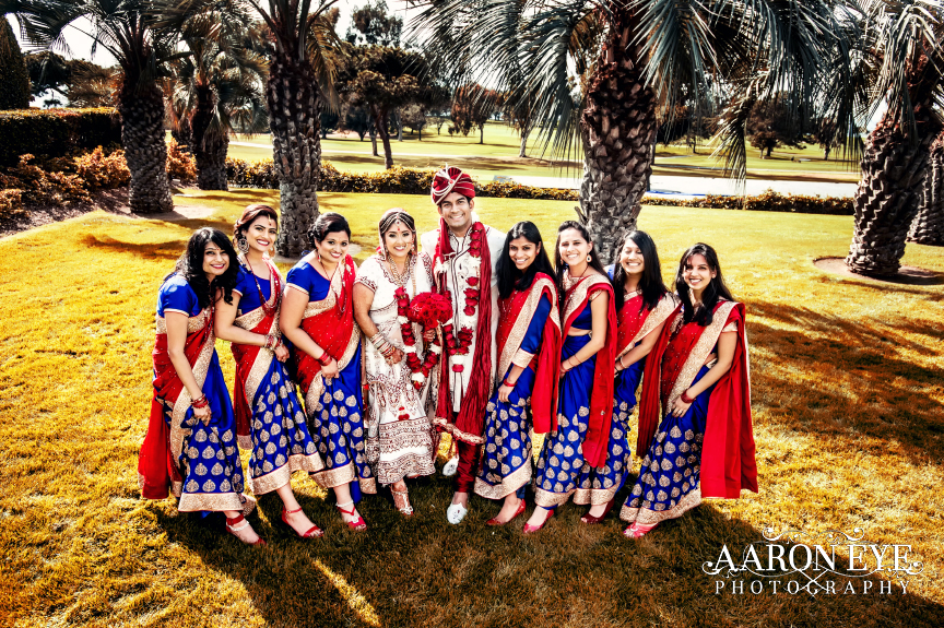 ceremony-indian-wedding-torrey-pines-group-pictures-2