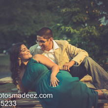 Neha + Milap // New Jersey Engagement Shoot