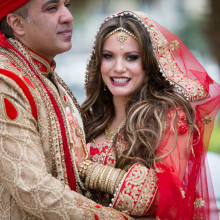 Nicole + Deven // Tampa Indian Wedding
