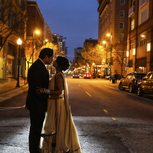 Kavitha + Jay // Norfolk VA Indian Wedding