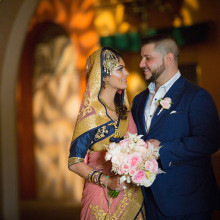 Sakina + Joseph // Orlando South Asian Wedding