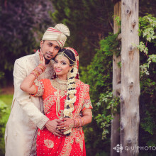 Dalene + Qudrat // Toronto South Asian Wedding
