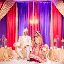 Subhashini + Amit // Toronto Indian Wedding