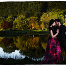An Engagement Session by Laaj Studios
