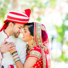 Vaishali + Aakash // Orlando Indian Wedding
