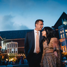 Navneeta + Neil // San Francisco Indian Wedding