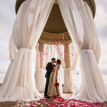 Shilpa + Arun // Pelican Hill Indian Wedding