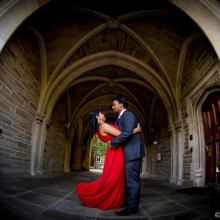Manisha + Anand // Princeton New Jersey Engagement Session