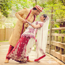 Anisha + Dharmen // Ontario Indian Wedding