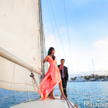 Marina del Rey Engagement Session