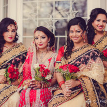 Furheen + Hassan // Toronto Muslim Wedding by Qiu Photography