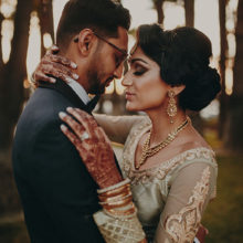Mona + Gaurav // Long Beach Indian Wedding