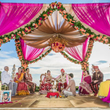 Leela + Rahul // Southern California Indian Wedding