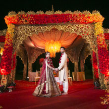 Divya + Nitin // Gorgeous Thailand Indian Wedding