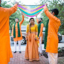 Saania + Ahmed // An Egyptian and Pakistani Wedding by Ayesha Ahmad Photography